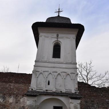 Mănăstirea Berislăvești - Turnul clopotniței